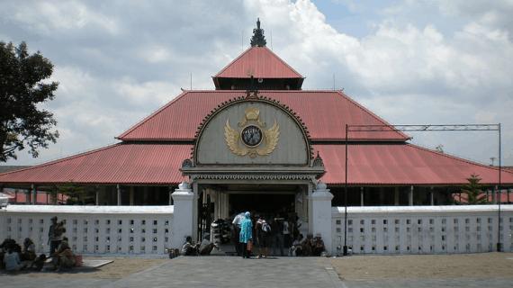 8 Makna Arsitektur Masjid Gedhe Kauman Yogyakarta