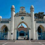Masjid Gedhe Kauman Jogja Salah Satu Dari 5 Masjid Peninggalan Kesultanan Mataram
