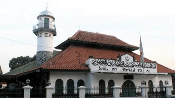 Mengenal Masjid Luar Batang Jakarta Utara dengan 6 Masjid Bersejarah di Jakarta