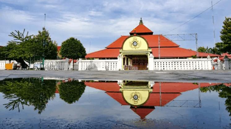 Masjid Gedhe Kauman Jogja