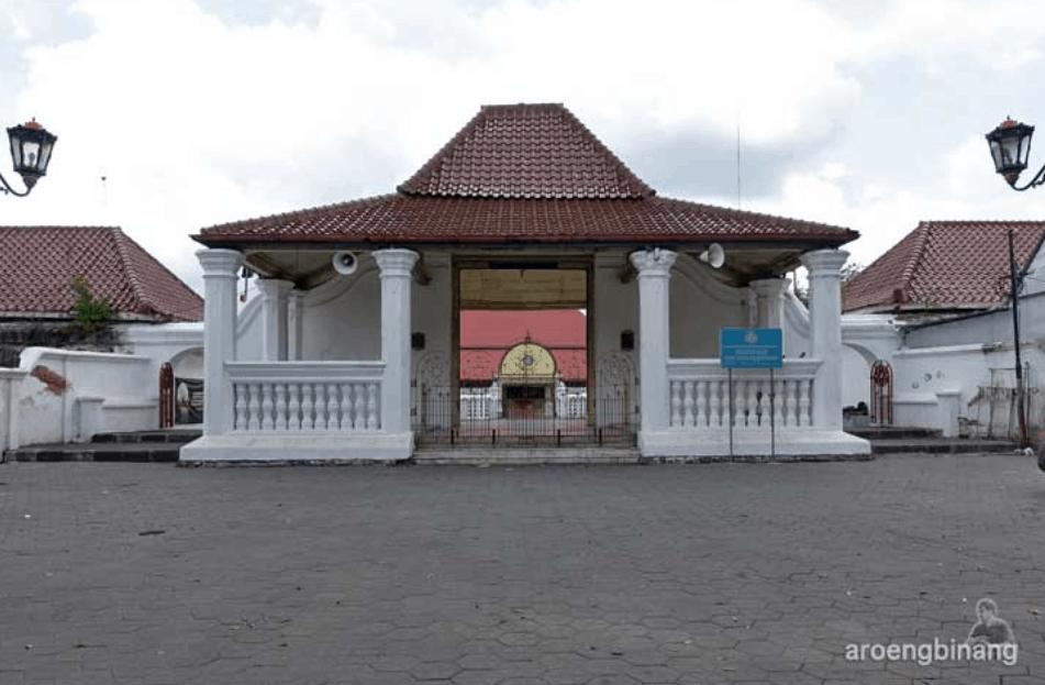Arsitektur Masjid Gedhe Kauman Yogyakarta