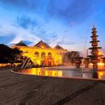 Masjid Agung Palembang Masjid Tertua dan Termegah di Nusantara