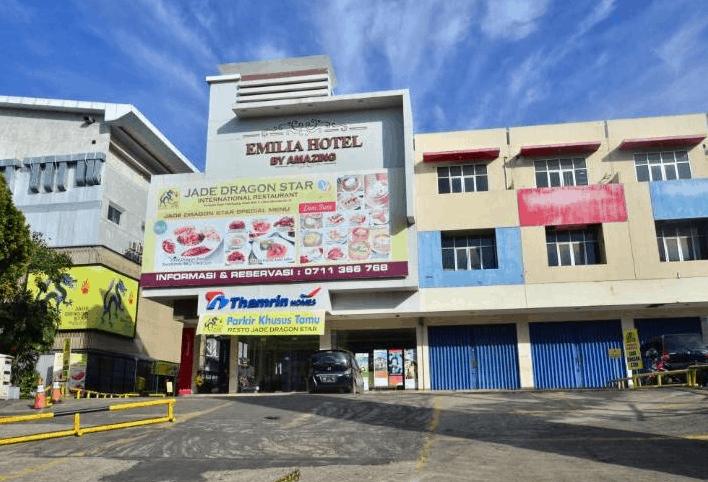 Hotel dekat Masjid Agung Palembang
