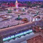 4 Keistimewaan Masjid Agung Banten