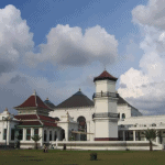 Masjid Agung Palembang Dengan 2 Arsitektur Megah Dan Unik
