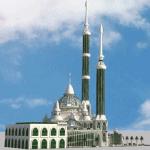 4 Keistimewaan Masjid Agung Medan
