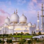 3 Masjid Terindah Di Dunia Berada Di Jazirah Arab