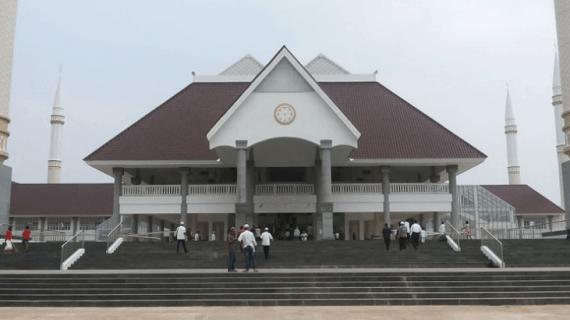 Masjid Raya Jakarta Barat Kalideres