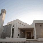 Keren 4 Masjid Modern Minimalis