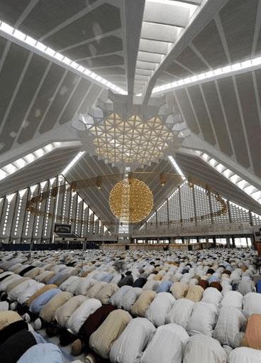 ornamen masjid terindah