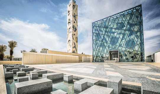 3 Sisi Masjid Modern