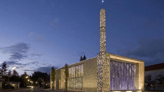 7 Desain Masjid Modern Di Dunia
