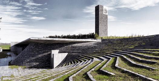 masjid modern minimalis