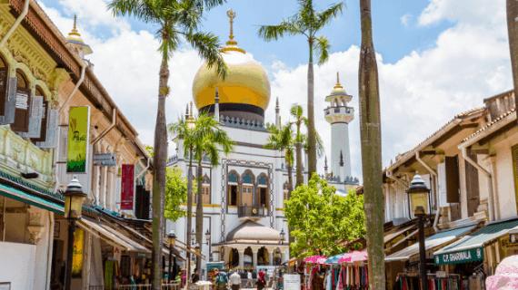 10 Masjid Terindah Di Asia Tenggara Sungguh Istimewa
