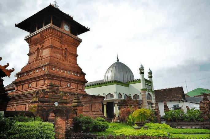menara masjid terindah