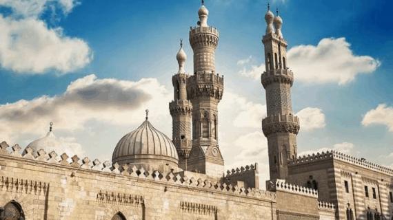 5 Menara Masjid Terindah Dan Menakjubkan