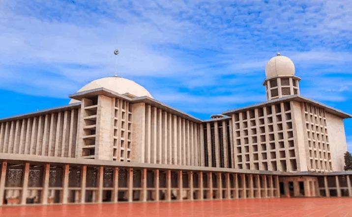 masjid terindah di jakarta
