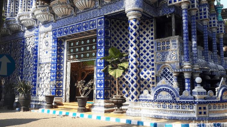 masjid terindah di jawa timur