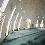 WOW !!! 5 Interior Masjid Modern Menakjubkan