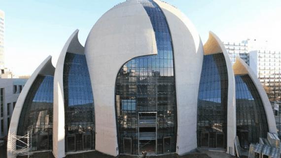 5 Kubah Masjid Modern Di Dunia