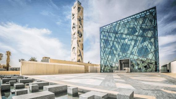 6 Menara Masjid Modern