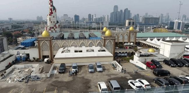 Masjid Nurul Iman Blok M Square