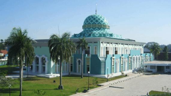 3 Peristiwa Sejarah Masjid Nurul Iman Padang