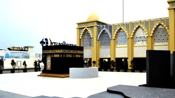 3 Keunikan Masjid Nurul Iman Blok M Square