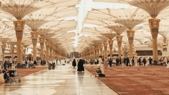 5 Fakta Masjid Nabawi Madinah
