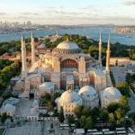 Masjid Biru dan Hagia Sophia