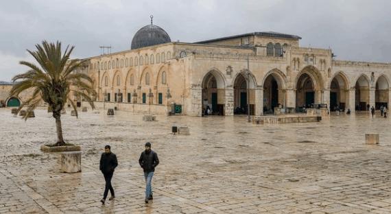 Keutamaan Masjid Al Aqsa Menurut Al Quran