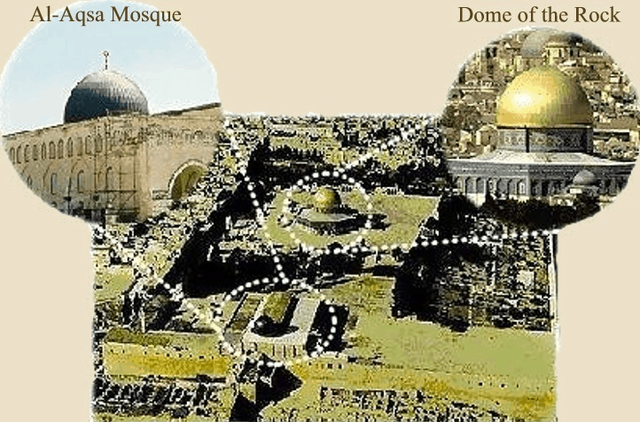 Keutamaan Masjid Al Aqsa