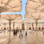 Sejarah Masjid Nabawi Dan Bagian Penting Didalamnya