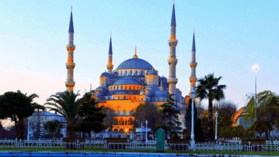 5 Masjid Mirip Hagia Sophia