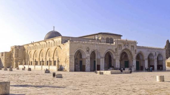 Masjid Al Aqsa Palestina Menjadi Tempat Sejarah Hidup Para Nabi